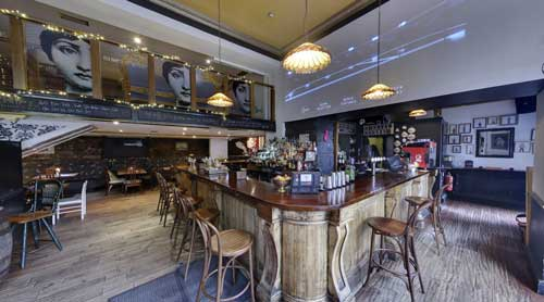 Google 360 Virtual Tour Bar 99 By Go View Media Aberdeen, Aberdeenshire Scotland