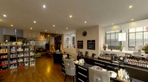 Google 360 Virtual Tour City Spa Aberdeen By Go View Media Aberdeen, Aberdeenshire Scotland